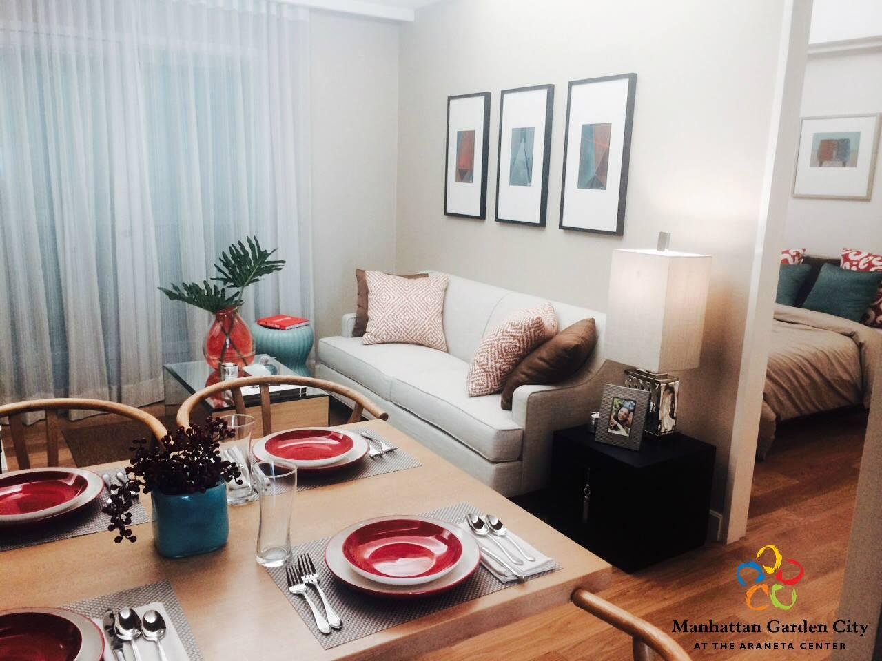 Manhattan Heights Condo In Cubao Qc 61k Dp To Move In As Low
